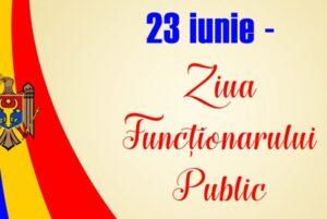 Ziua funcționarului public